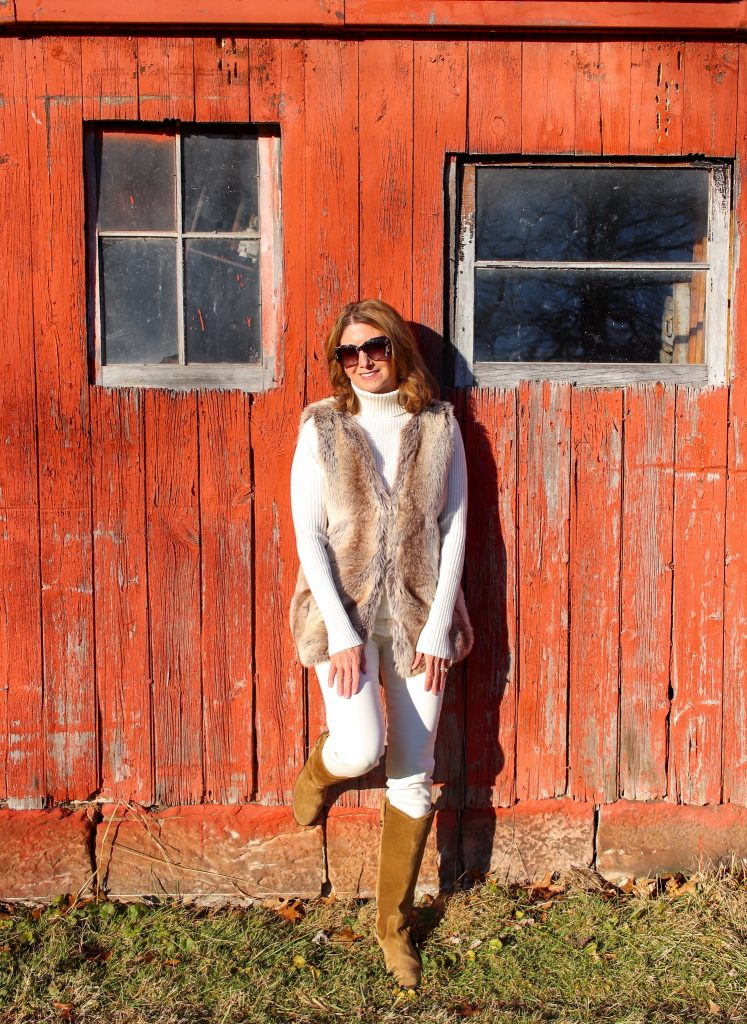 Winter Whites   Winter OOTD   Casual Winter Style