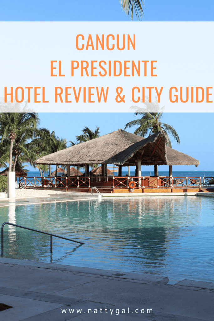 This Cancun El Presidente Hotel Review will tell you all the tips you need to know to ensure a fantastic getaway to Cancun!  #cancunguide