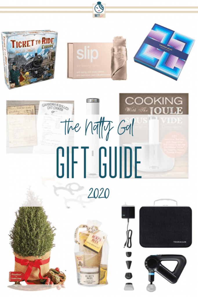 Like so many things, gifting looks a little bit different this year!  But fear not, I've curated this Gift Guide 2020 with all that in mind.