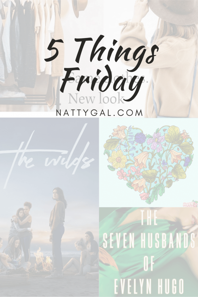Today's Five Things Friday post has some inspiration for activities and some shopping finds to help you while away the cold winter nights!