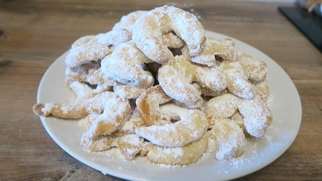 Vanillekipferl & Spritzgebäck | Die Klassiker unter den Weihnachtslätzchen