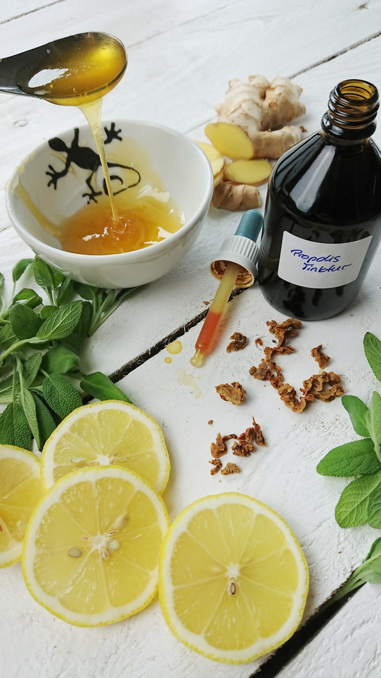 Die besten natuerlichen Heilmittel bei Halsschmerzen