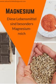 magnesium-dieselebensmittelreicht