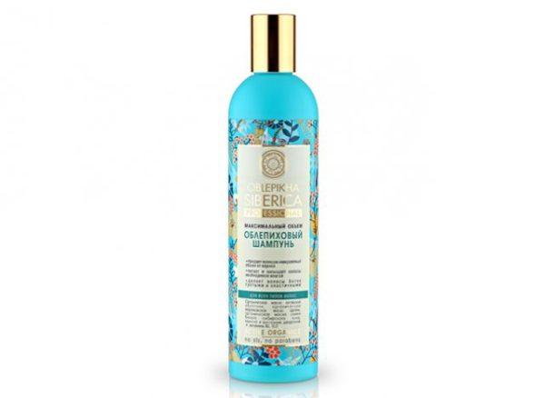 Rokitnikowy szampon do wszystkich typów włosów