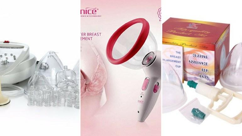 Breast Enlargement Pump Breast Enhancement Pumps by Naturaful Beauty 1