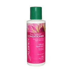 Aubrey Organics, Rosa Mosqueta Conditioner, Vibrant Hydration, Harvest Apple, All Hair Types, 4 fl oz (118 ml)