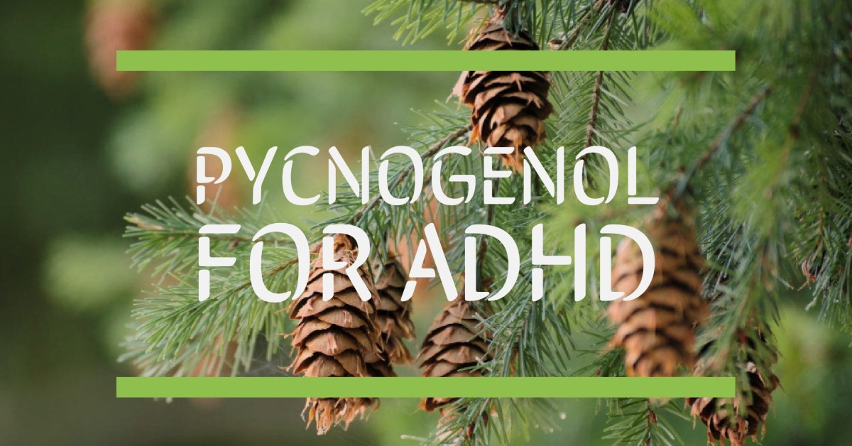 Pycnogenol for ADHD Brain