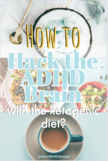adhd and ketogenic diet