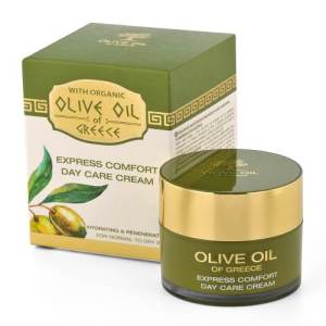 Olive Oil Of Greece Day Cream For Normal To Dry Skin is specially formulated to soften and revitalize dry skin and dull.