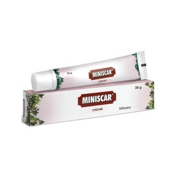Miniscar anti-stretch mark cream x30g