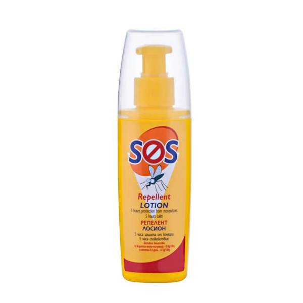 Lotion Mosquito protection x100ml