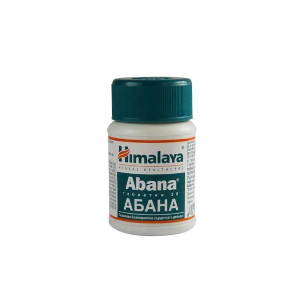 Abana For a healthy heart x30 tabs