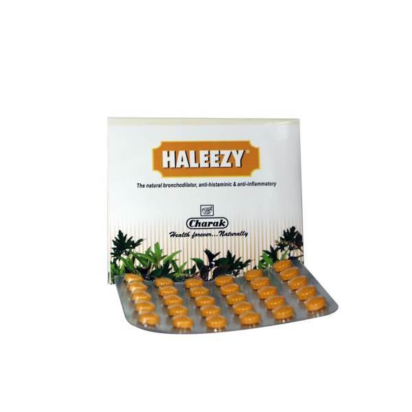 Haileys Natural bronchodilator x30tabs