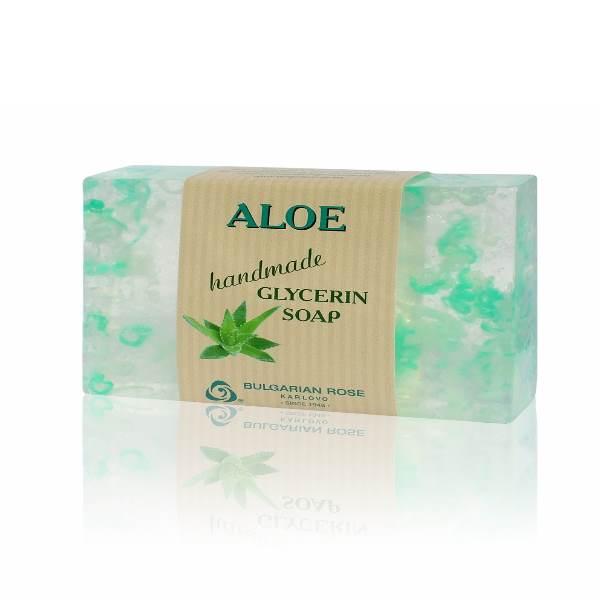 GLYCERINE SOAP ALOE x80 GR