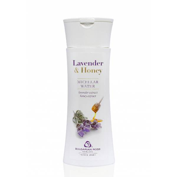 LAVENDER AND HONEY MICELAR WATER x150 ML