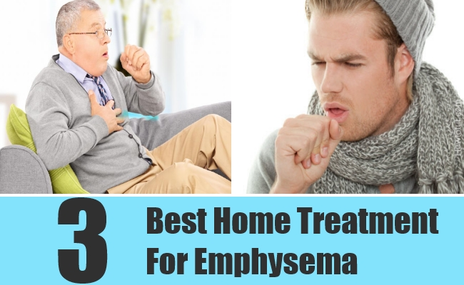 Best Home Treatment For Emphysema