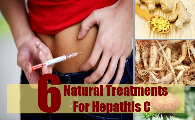 Natural Treatments For Hepatitis C