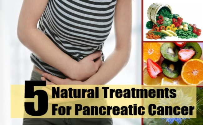 Natural Treatments For Pancreatic Cancer