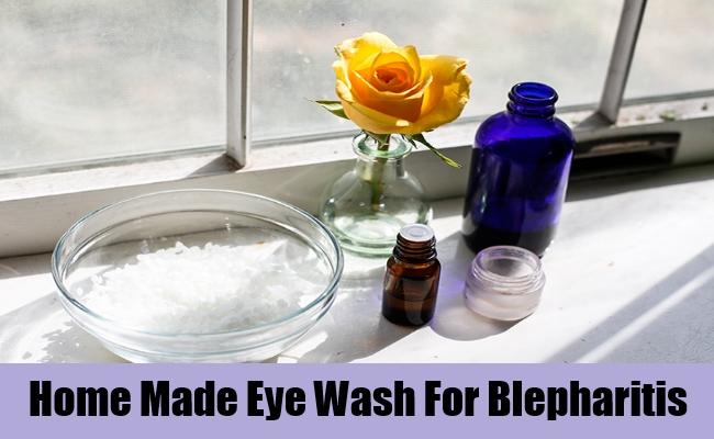 Home Made Eye Wash