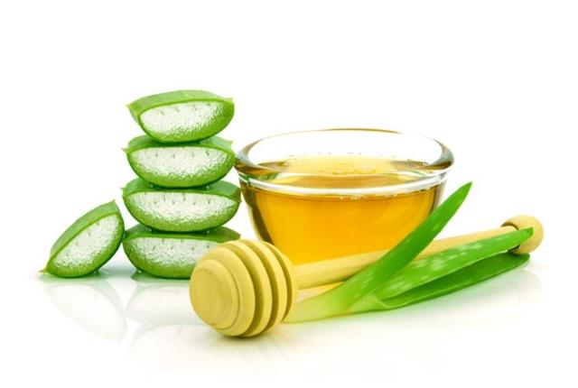 Castor Oil With Aloe Vera