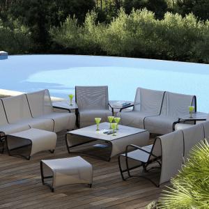 JET STREAM Outdoor Lounge Furniture Set