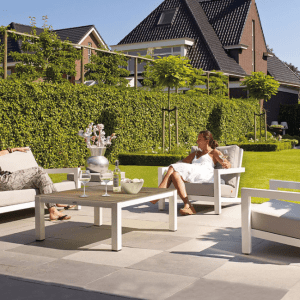 BLOCK Outdoor Lounge Furniture Set