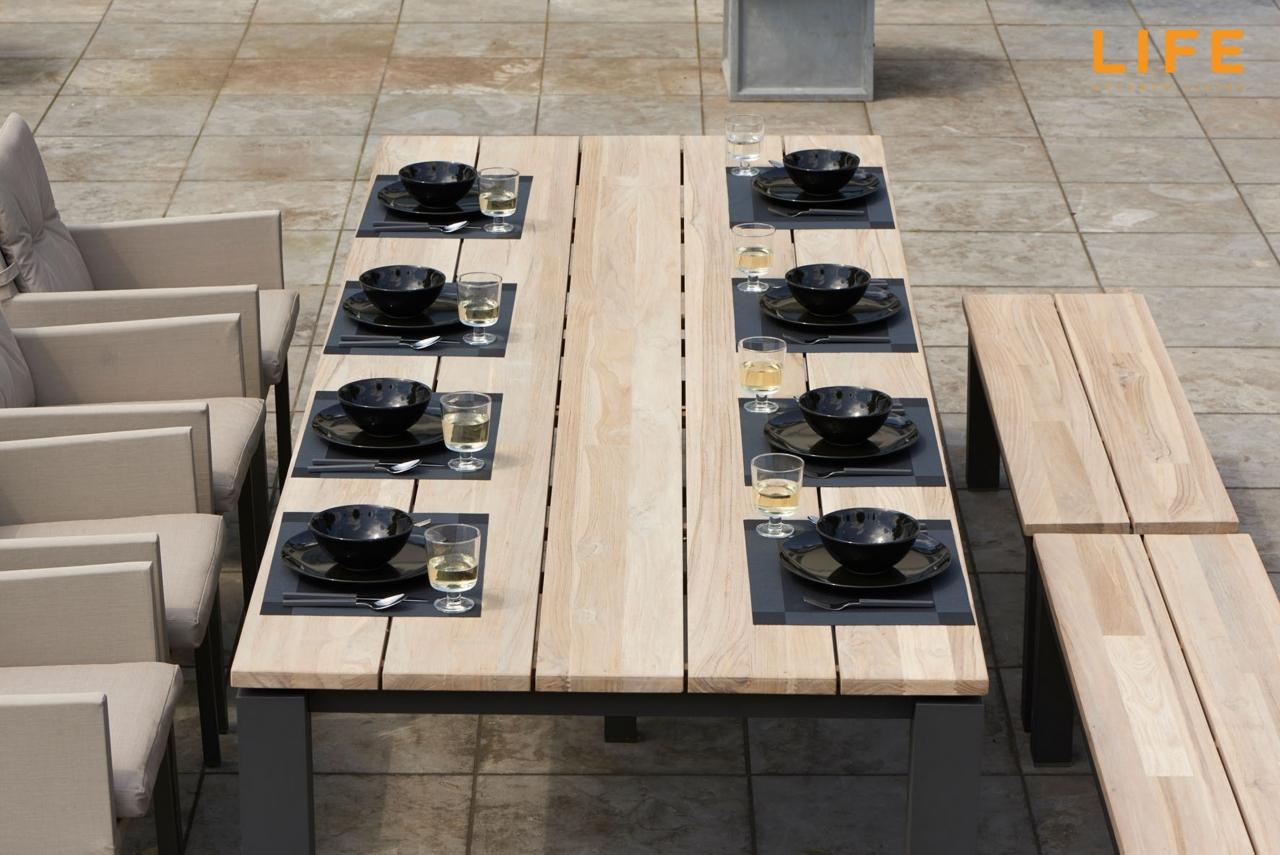 Mixx Dining Set Natural Living