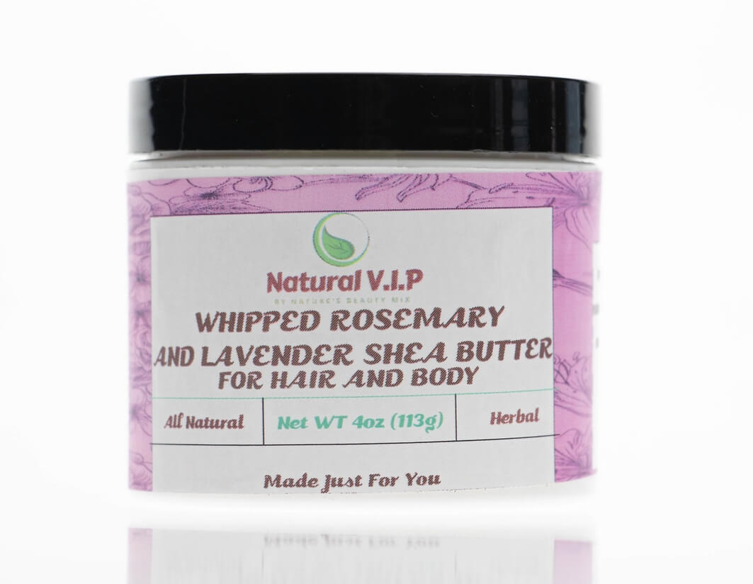 rosemary lavender butter cream