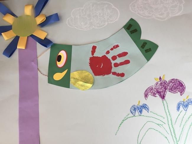 幼稚園 壁 アイディア