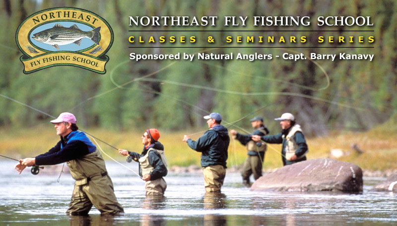 fly-fishing casting seminar