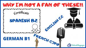 are language certificates worth it