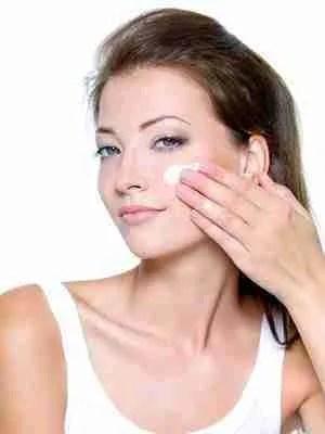 All Natural homemade face mask