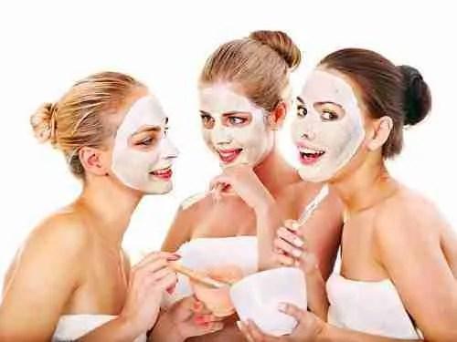 Natural Face Packs For Skin Whitening