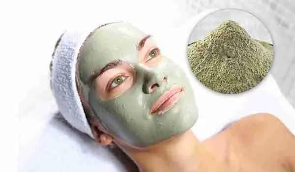 DIY Bentonite Clay Lavender Face Masks