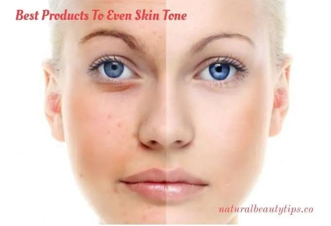 Uneven Skin Tone Products