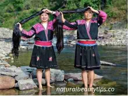 Rice Water Hair Rinse Treatment