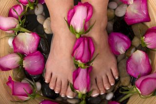 Natural Pedicure Treatments
