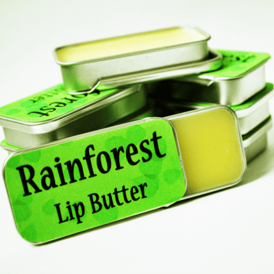 Rainforest Lip Butter Recipe
