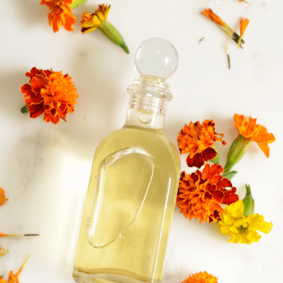 Flower & Herb Body Oil