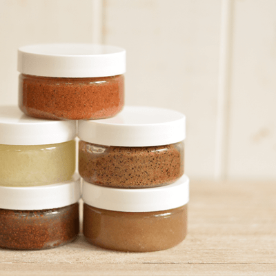 Emulsified Scrub Base – Six Ways