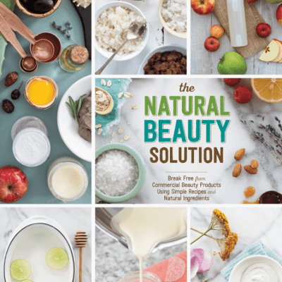 Book News: Pre-Orders For The Natural Beauty Solution Available Now!
