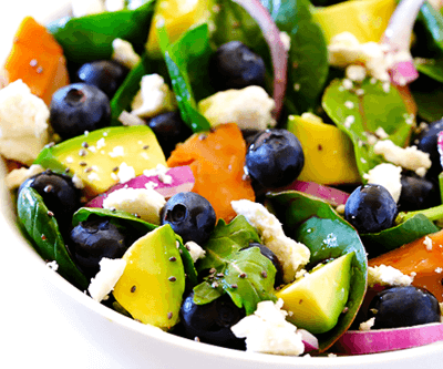 Eight Superfood Salads for Natural Beauty