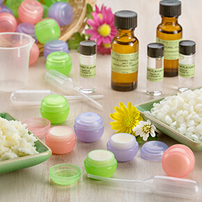 From Nature With Love: Jelly Bean Lip Balm Kit