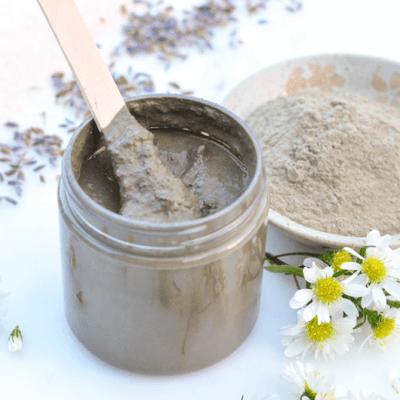 Lavender & Sea Clay Mask