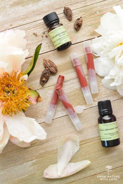 Cardamom & Bergamot Lip Tints