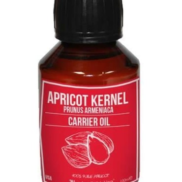 Apricot Kernel Carrier Oil, Light and easily absorbed, ideal for facial massage and facial products.