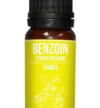 Benzoin Essential Oil has a Vanilla like undertone mixed with chocolatey notes