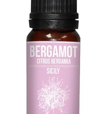 Bergamot Essential Oil fcf free Citrus bergamia