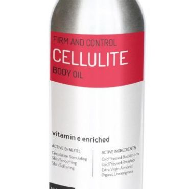 Cellulite Firm and Control Oil for skin