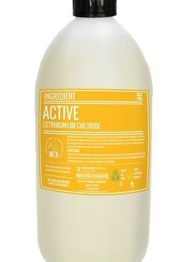 Cetrimonium chloride for hair conditioner products